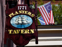 Planters Tavern Royalty Free Stock Photography