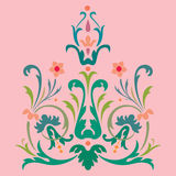Plantes et fleurs Image libre de droits