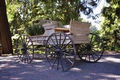 Planteur de chariot Photo libre de droits