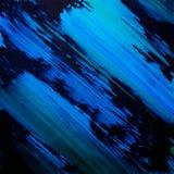 Plantilla abstracta de la pintura ilustración del vector