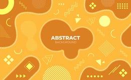 Plantilla abstracta del fondo del dise?o El uso para el dise?o moderno, cubre adornado, folleto, flayer y tarjeta fotografía de archivo libre de regalías