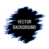 Plantilla abstracta dibujada mano del fondo del vector libre illustration