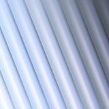 Plantilla azul de alta tecnología acodada del fondo Imagenes de archivo