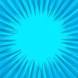 Plantilla creativa abstracta de la disposición del espacio en blanco del estilo del arte pop de los tebeos del concepto con los h foto de archivo