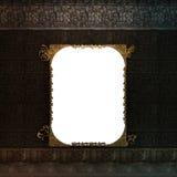 Plantilla de la cubierta Imagen de archivo libre de regalías