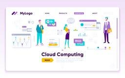 Plantilla de la página de Anding Analista de comercialización de Digitaces libre illustration