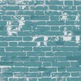 Plantilla de la pared de ladrillo Fotografía de archivo libre de regalías