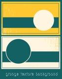Plantilla de la presentación del Grunge ejemplo del diseño del vector Brochu libre illustration