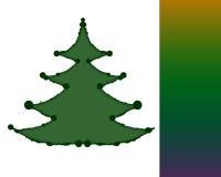 Plantilla de la tarjeta para el diseño Imágenes de archivo libres de regalías
