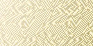 Plantilla de oro y blanca del día de fiesta de la Navidad del fondo para la tarjeta de felicitación del Año Nuevo Modelo abstract Stock de ilustración