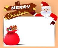 Plantilla del diseño de la fiesta de Navidad del vector del capítulo Ilustración del vector Imagenes de archivo