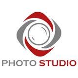Plantilla del diseño del logotipo del estudio de la foto libre illustration