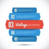 Plantilla del diseño para su infographic Foto de archivo