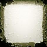 Plantilla del espacio en blanco del fondo del vector del Grunge Foto de archivo