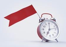 Plantilla del gráfico del Scheduling del tiempo Imágenes de archivo libres de regalías