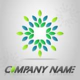 Plantilla del logotipo Fotografía de archivo