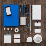 Plantilla del negocio de la maqueta De alta resolución Fotos de archivo libres de regalías