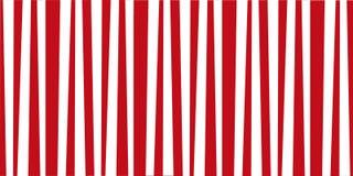 rayas rojas y blancas verticales