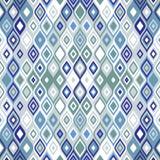 Plantilla geométrica abstracta del fondo Fotografía de archivo