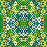 Plantilla geométrica abstracta del fondo Imágenes de archivo libres de regalías