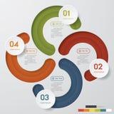 Plantilla/gráfico limpios de las banderas del número del diseño. Vector. ilustración del vector