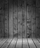 Plantilla Grey Wood de la foto del producto Fotos de archivo