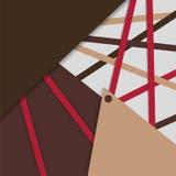 Plantilla material moderna del fondo del diseño Imagen de archivo
