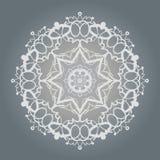 Plantilla moderna abstracta del diseño del logotipo del vector en estilo linear de moda Imágenes de archivo libres de regalías