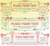 Plantilla para el negocio, el sobre, las invitaciones y g Imágenes de archivo libres de regalías