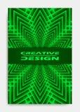 Plantilla para la presentación de la decoración, folleto, catálogo, cartel, libro, revista del diseño de la cubierta ilustración del vector