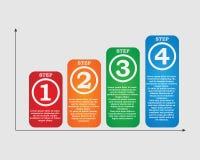 Plantilla para la presentación del negocio Elementos de Infographic libre illustration