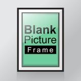 Plantilla vacía del marco libre illustration