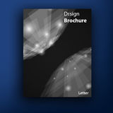 Plantillas del diseño de la cubierta del folleto/del folleto del vector libre illustration