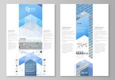 Plantillas gráficas del negocio del blog Plantilla del diseño del sitio web de la página, disposición del vector Fondo infographi Imágenes de archivo libres de regalías