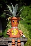 Plantman Stock Image