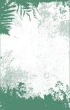 Plants_frame stock de ilustración