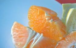 Citrus fruits -  Blonde  orange - Italy Royalty Free Stock Image