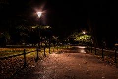 Planty - city park in Krakow, Poland Royalty Free Stock Photo