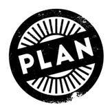 Planu stemplowy gumowy grunge Obraz Stock