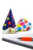 Planung einer Party Lizenzfreies Stockbild