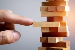 Planung, Risiko und Strategie im Geschäft, im Geschäftsmann und im enginee Lizenzfreies Stockbild