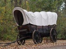 Planwagen Stockfoto
