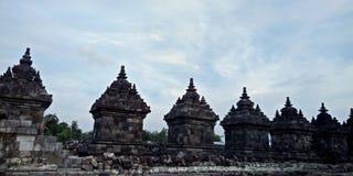 Plaosan świątynia obrazy stock