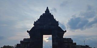 Plaosan świątynia zdjęcia royalty free