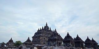 Plaosan świątynia fotografia stock