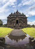 Plaosan Tempel indonesia Stock Photo