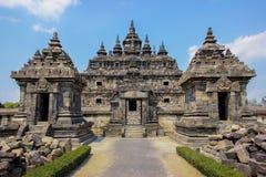 Plaosan Temple Stock Image