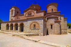 Plaosnik church Stock Photos