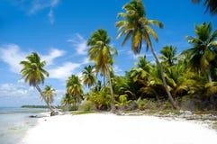 plażowy raj Obrazy Royalty Free
