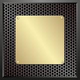 plaque Стоковое фото RF